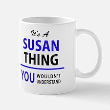 Cute Susan Mug
