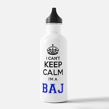 Funny Bajs Water Bottle