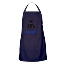 Unique Bajan Apron (dark)