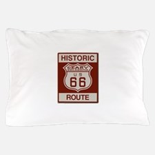 Geary Route 66 Pillow Case