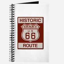 Geary Route 66 Journal