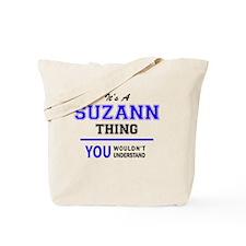 Cool Suzanne Tote Bag