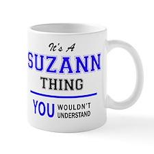 Cool Suzanne Mug