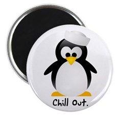 Chill Out Magnet