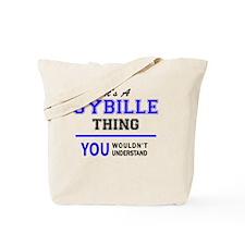 Cute Sybil Tote Bag