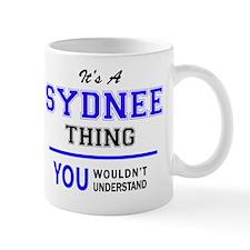 Cute Sydnee Mug