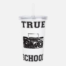 True School Acrylic Double-wall Tumbler