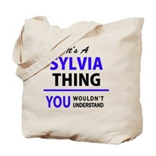 Unique Sylvia Tote Bag
