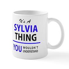 Cute Sylvia Mug
