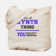 Cool Synth Tote Bag