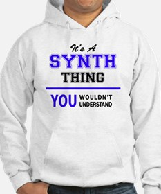 Cool Synth Hoodie