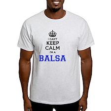 Funny Balsa T-Shirt