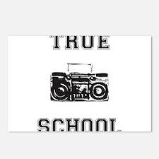 True School Postcards (Package of 8)