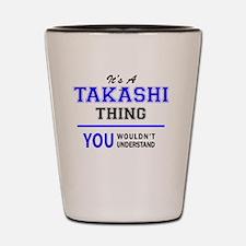 Takashi Shot Glass