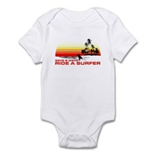 College Humor shirts Save A Wave Infant Bodysuit