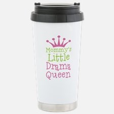 Little Drama Queen Stainless Steel Travel Mug