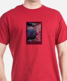 Red Sky Crow & Raven T-Shirt