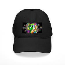 Rainbow Lorikeet Parrot Art Baseball Hat