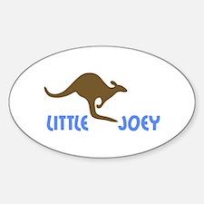 LITTLE JOEY Decal