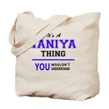 Cute Taniya Tote Bag
