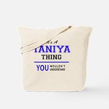 Cool Taniya Tote Bag