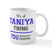 Cute Taniya Mug