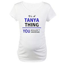 Cute Tanya Shirt