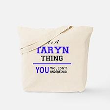 Cute Taryn Tote Bag