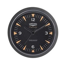 Vanguard Deepmaster Wall Clock