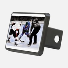 Ice Hockey Players and Ref Hitch Cover
