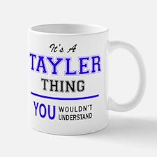 Cute Tayler Mug