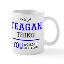 Cute Teagan Mug