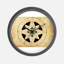 revelation star Wall Clock
