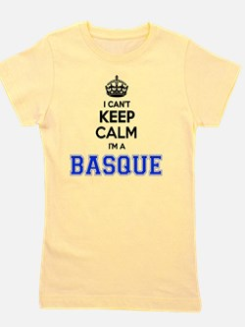 Unique Basque Girl's Tee