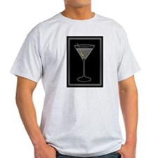 Modern Martini T-Shirt