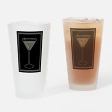 Modern Martini Drinking Glass