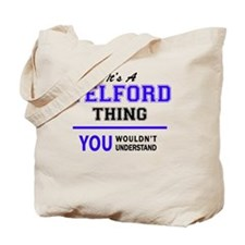 Unique Telford Tote Bag