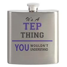 Cute Tep Flask