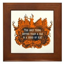 The only thing better than a  Framed Tile