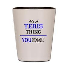 Unique Teri Shot Glass