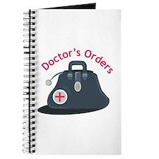 Doctor_Bag_Doctor s_Orders Journal