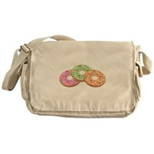 Donut_Base Messenger Bag