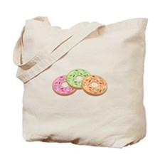 Donut_Base Tote Bag