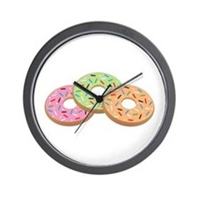 Donut_Base Wall Clock