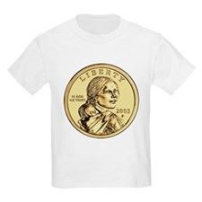Sacagawea Dollar T-Shirt