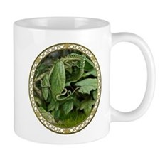 Earth Leaf Dragon Mugs