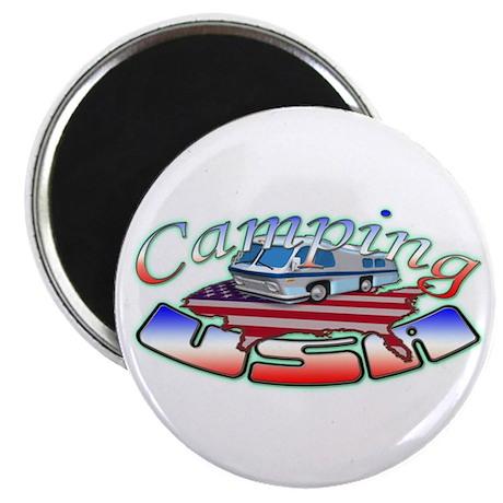 Rv Camping Magnet