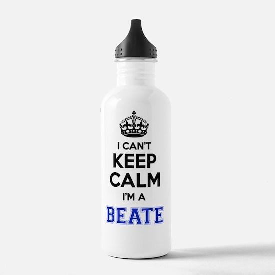 Funny Beate Water Bottle