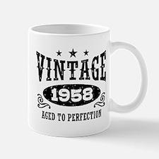 Vintage 1958 Mug