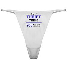 Cute Thrift Classic Thong